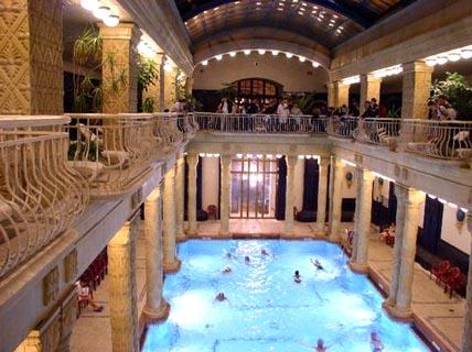Vacanza Benessere a Budapest, Spa Gellert